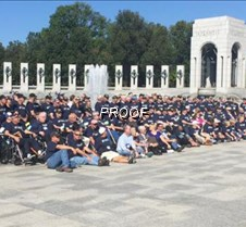 honor flight large group