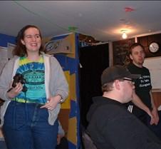 Rachel, Shaun, Marty