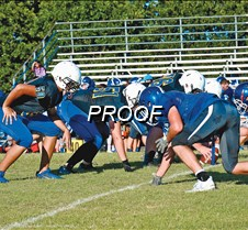 BHS Scrimmage 2