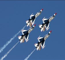 "USAF Thunderbirds ""Diamond"""