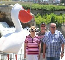 Effertz, John and family pelican builder