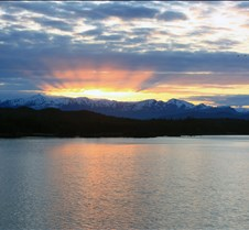 Ketchikan Sunrise 1
