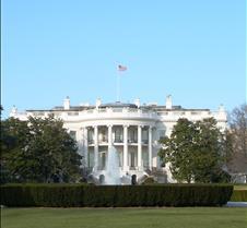 White House Close up