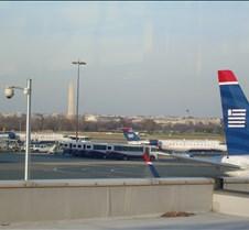 US Regional Jets under the Washington Mo