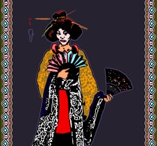 Fire Geisha