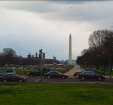 Traffic on The Mall