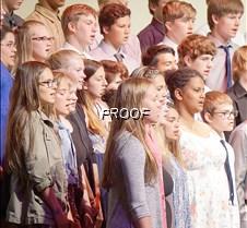 Choir side view