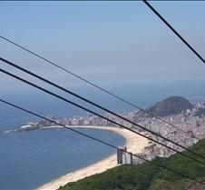 Pão de Açúcar - Copacabana Beach from Tr