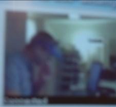 Bill via webcam