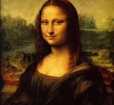 Mona Lisa - Leonardo DaVinci - 1503-1517