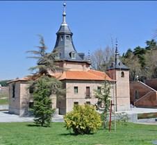 Virgen del Puerto chapel