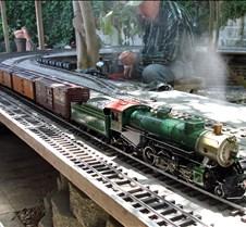 Mark Kelly's Southern Mikado Under Steam