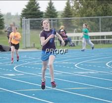 Relay race - girls