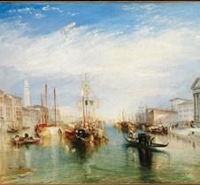 Venice, from the Porch of Madonna della