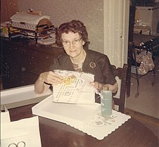 Blanche Kranz Oct 1967