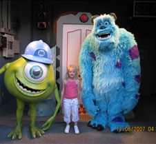 Jaxy with Mike & Sully