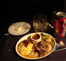 AA 100 - Dinner (Josh)