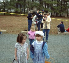 Easter Egg Hunt 2002