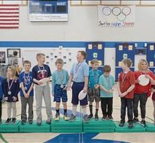 Biathlon medals
