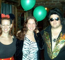 minnie mouse me and elvis
