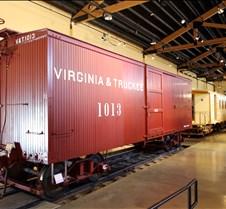 V&T Box Car #1013