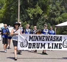 Minn. Drum Line