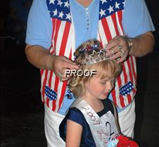 Little miss crown