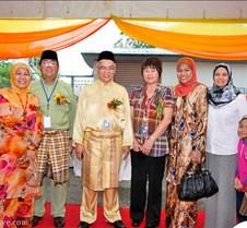 Majlis Aidilfitri JARING 2010 Venue: Technology Park Malaysia