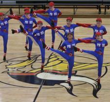 dance jv kick