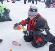Making snow cones