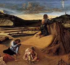 Agony in Garden of Gethsemane-Giovanni B