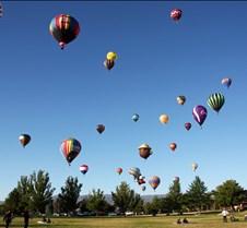 Balloons Over Rancho San Rafael Park