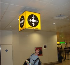 LHR - Josh's Meeting Point