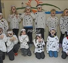 101 Dalmatians group photo