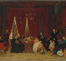 The Hatch Family - Eastman Johnson - 187