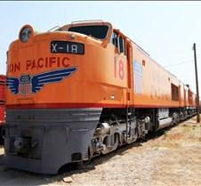 Union Pacific X-18 8500 GTEL Loco
