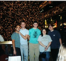 eric visits nov 2001 xmas tree