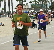 Dave Powers In The LB Triathlon