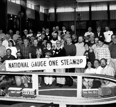 1994 Diamondhead Steamup Group Photo