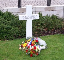 Grave of General George S. Patton
