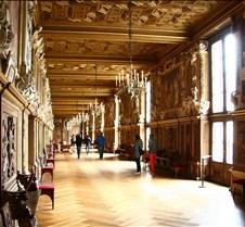 Chateau de Fontainebleau Hall