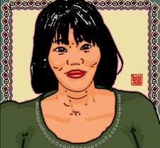 Kimmie portrait