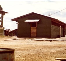 Bien Hoa army base This was my second and last home away from home in Vietnam.