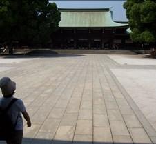Temple at Mejii shrine