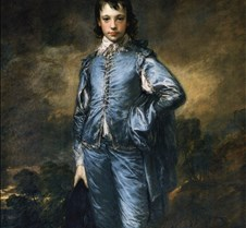 The Blue Boy-Thomas Gainsborough-1770-Hu