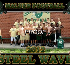 2012 MHS Steel Wave 5x7