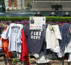 9/11 memorial at NY NY