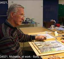 20, CIMG4021, Michaels, at work - Bally