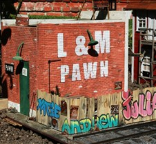 Gauge-1 Railroad Pawn Shop