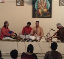 Concert by A.S. Murali